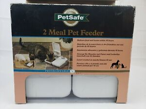 PetSafe Automatic 2 Meal Pet Feeder