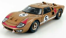 1/18 SHELBY-COLLECTIBLES - FORD USA - GT40 MKII 7.0L V8 TEAM HOLMAN SHELBY403