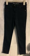 Girls Age 8 (7-8 Years)- Matalan 'The April' Black Skinny Jeans