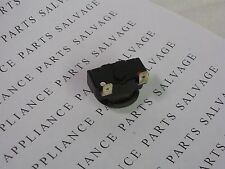 WP8182470 DRYER THERMOSTAT (203 F) (95c) WHIRLPOOL PULLED FROM BRAND NEW DRYER