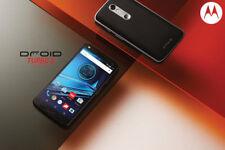 Motorola Droid Turbo 2 - 64GB - Black (Unlocked) Verizon