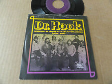 "DISQUE 45T HOLLANDAIS DE Dr. HOOK "" WHEN YOU'RE IN LOVE WITH A BEAUTIFUL WOMAN """