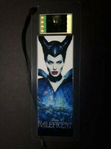 MALEFICENT Movie Film Cell Bookmark - complements movie poster