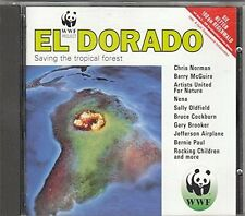 El Dorado (WWF Project, 1990) Chris Norman, Barry McGuire, Nena, Gary Bro... CD []