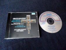 CD Organ Orgel Orgue KLAIS Münsterschwarzbach Church Guilmat Vierne BR CALIG