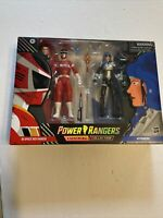 Power Rangers Lightning Collection: IN SPACE RED RANGER & ASTRONEMA Spectrum