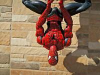 Marvel Legends Spider-Man 2 Movie Amazing Ultimate Super Poseable Action Figure