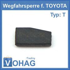 ID4C Céramique Anti-démarrage codé Transpondeur Chip Toyota Avensis Celica