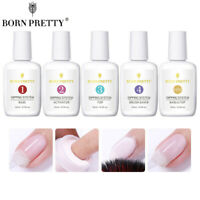 BORN PRETTY 15ml Nail Dipping Powder System Dip Liquid Pro Nail Art Starter Kit