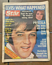 The Star newspaper - September 6, 1977 edition - Elvis: What Happened
