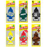 Little Trees Car Home Office Hanging Air Freshener Choose Your Scent 2PC Package
