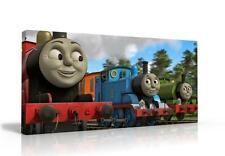 Wooden Thomas the Tank Engine Wall Hangings for Children