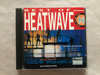BEST OF HEATWAVE - THE 90's MIX CD! 16 GREATEST HITS! RONCO ENGLAND IMPORT! NM
