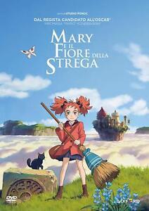 MARY E IL FIORE DELLA STREGA DI HIROMASA YONEBAYASHI (DVD) ITALIANO, NUOVO