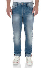 lee cooper jeans herren new vintage faded denim hose straight slim bootcut passt