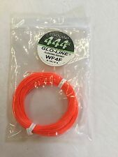 CORTLAND 444SL WF4F GLO-LINE FLOATING ROCKET FLY LINE RETAIL $62.00