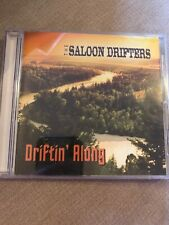 The Saloon Drifters - Driftin' Along CD Signed Autographed