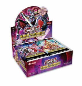 Yu-Gi-Oh! -  Kings Court Display DEUTSCH NEU/OVP 1.Auflage
