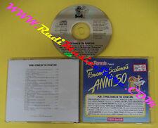 CD QUEI ROMANTICI SCATENATI ANNI 50 Three Coins In The Fountain QRSAC 30B(C30)