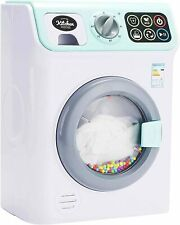 Kids Kitchen Play Toys Washing Machine Light And Sound Toy Fun For Kids Gift