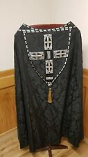 Black Cope Chasuble Vestment