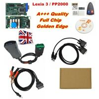Diagnostic Interface Diagbox Scanner V7.83 PP2000 Lexia 3 for Citroen ft