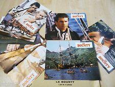 LE BOUNTY ! mel gibson   jeu 12 photos cinema lobby card pirates