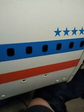 Vintage Mattel Barbie Friend Ship United Airline /Plane Case