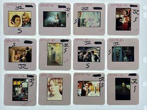 12 Space 1999 35mm Slides Sci-Fi TV Series Press Kit Publicity Promo Vtg Lot #4