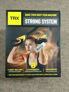 "TRX Suspension Trainer ""Strong System"" - Brand New with Box - Starts at .99 cent"