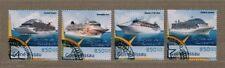 X804 Guinea Bissau: Cruise Ships