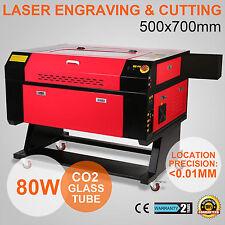 80W CO2 USB Laser intaglia incisore Macchina Engraver Cutter incidere Porta USB
