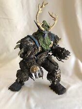Dc Unlimited World of Warcraft Series 2 Broll Bearmantle Night Elf Druid Figure