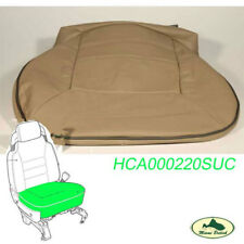 LAND ROVER FRONT SEAT COVER BAHAMA BEIGE DISCOVERY 2 II 99-02 HCA000220SUC OEM