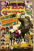 Our Army At War #194-1968 fn 6.0 Sgt. Rock Sgt Joe Kubert