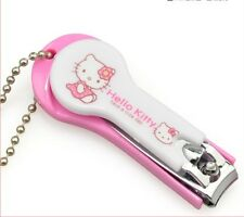 Hello Kitty Nail Clippers Portable Cutter Key Chain x 1pcs