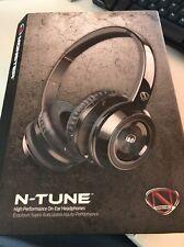 Monster NTune Headband Headphones - Black
