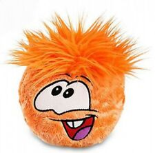 Club Penguin Orange Puffle 6-Inch Plush [Without Gold Coin]