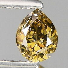 Pear Excellent SI3 0.33 - 0.49 Loose Natural Diamonds