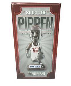 Scottie Pippen Chicago Bulls Legend Bobblehead Athletico SGA