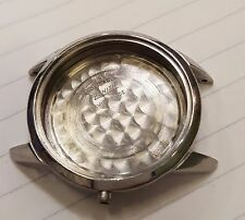 Vintage Zenith Steel Case Screwed back