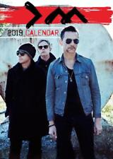 DEPECHE MODE 2019 CALENDAR LARGE UK POSTER WALL BY OC + FREE UK POSTAGE !!