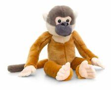 30cm Squirrel Monkey - Keel Toys Wild Cuddly Soft Plush Teddy SW0987