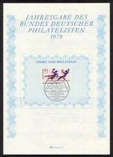 Briefmarken mit Motiven aus der Bundesrepublik