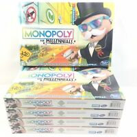 MONOPOLY for MILLENNIALS Millenials Board Game (Minor Shrink Wrap Damage) #4140