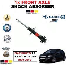 Per FIAT PUNTO 1.2 1.8 1.9 D MULTIJET DS 1999-2012 1x asse anteriore SACHS Ammortizzatore