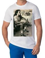 Bob Marley Football Sat - Mens T-Shirt