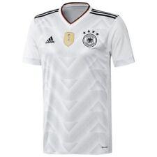 Domicile de football des sélections nationales blancs taille XL