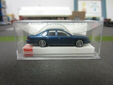 Ho 1/87 Busch Chevrolet Caprice #47600 in Dk. Blue Metallic