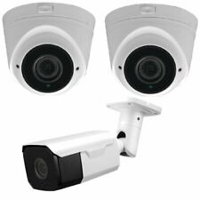 Long Range Wireless Dome & Bullet Security Cameras Night Vision